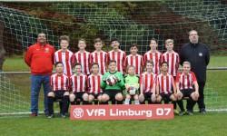 D1 Herbstmeister in der Kreisliga