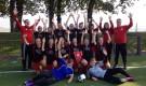 B-Juniorinnen Kreispokalsieger 2014/15