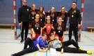 B-Mädchen sichern sich Regionalhallenmeisterschaft