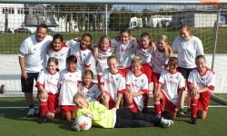 D-Juniorinnen: Ersten Sieg verschenkt!