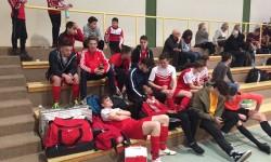 A-Jugend: Futsal-Cup Finale – Limburg holt Vize-Cup Titel