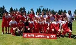 A-Jugend: Triple für die A-Jugendlichen des VfR 07 Limburg