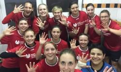 Frauen 1: auch im letzten Spiel des Jahres ungeschlagen!