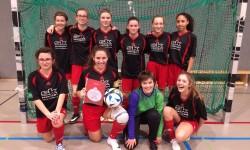 B Juniorinnen: Futsal Hallenkreismeister