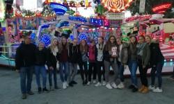 B Juniorinnen: Oktoberfest