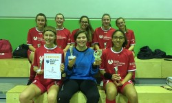 B Juniorinnen: Hallen Girls Cup