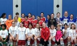 C-Mädchen: 4. Platz beim DBL Girls Cup 2019