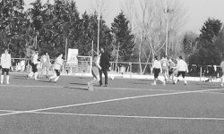 B Juniorinnen: Testspielsieg!