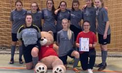B-Juniorinnen: 5. Platz in Aschaffenburg