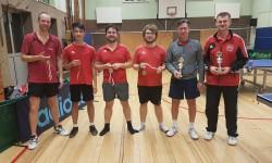 33.Vereinsmeisterschaften Tischtennisabteilung