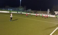 E1 Junioren: Gelungener Hinrundenabschluss!