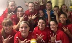 Frauen: 2 Spiele, 6 Punkte