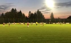 Frauen: Testspiel in Neunkirchen