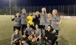 B-Juniorinnen: Klarer 11:0 Sieg!